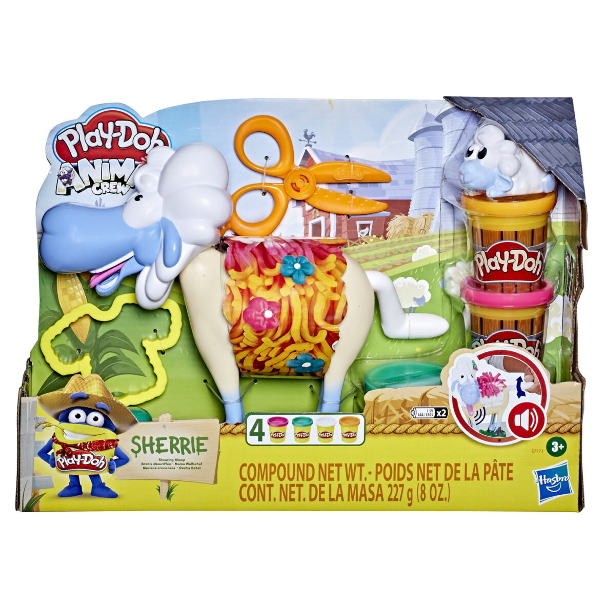 Play- Doh Set Ferma Oilor