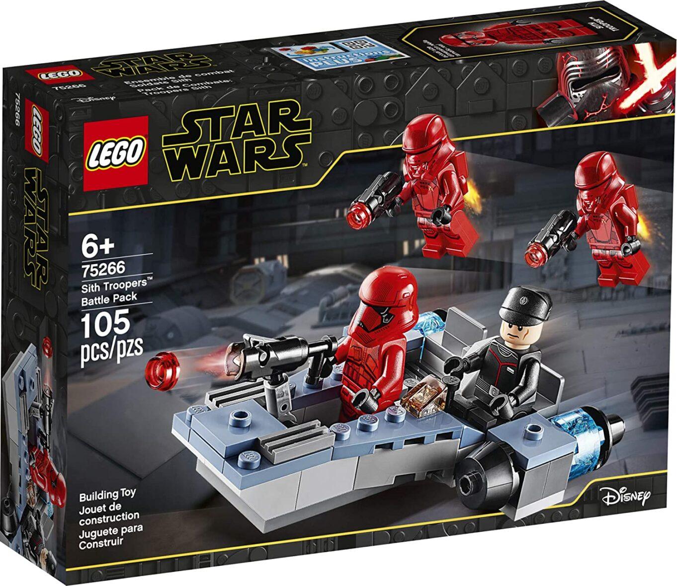 Lego Star Wars Pachet De Lupte Sith Troopers