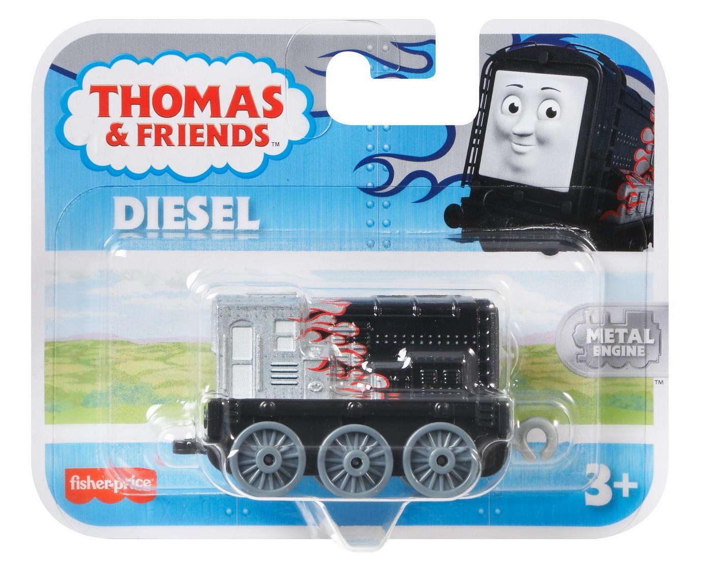 Thomas Locomotiva Personajul Diesel