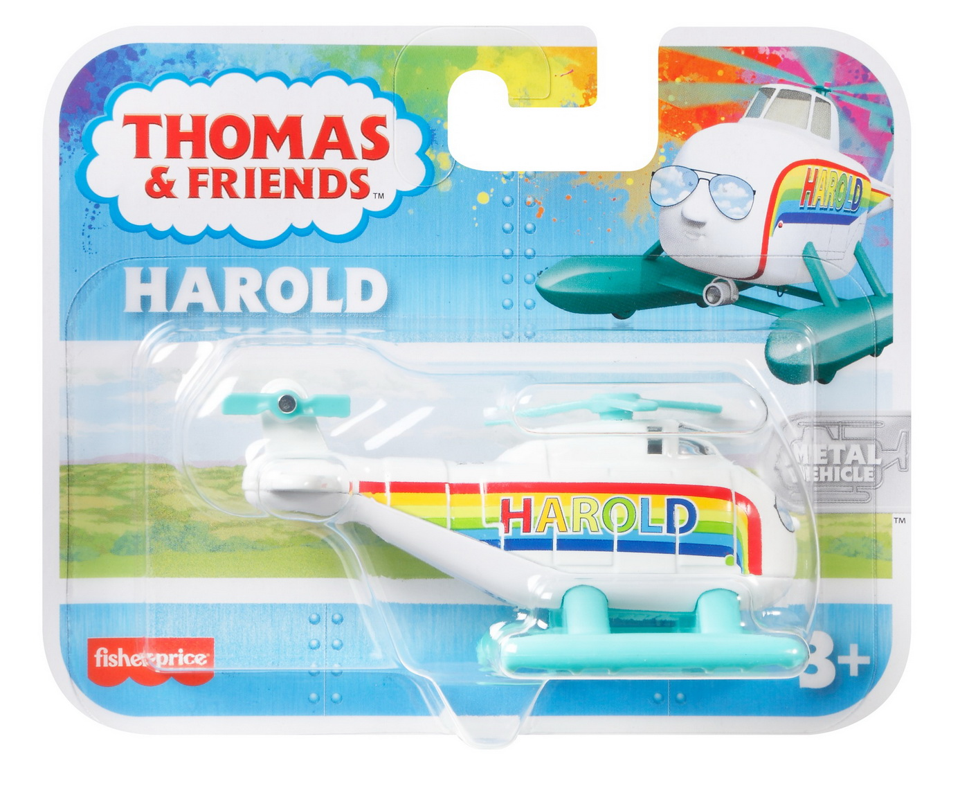 Thomas Elicopterul Harold