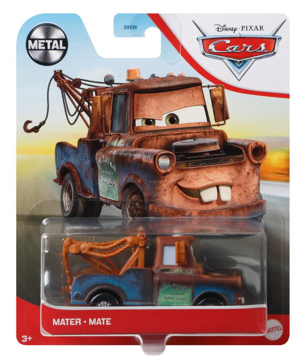Masinuta Metalica Cars Personajul Bucsa