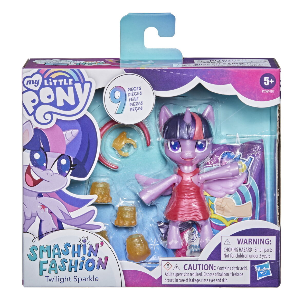 My Little Pony Smashin Fashion Twilight Sparkle