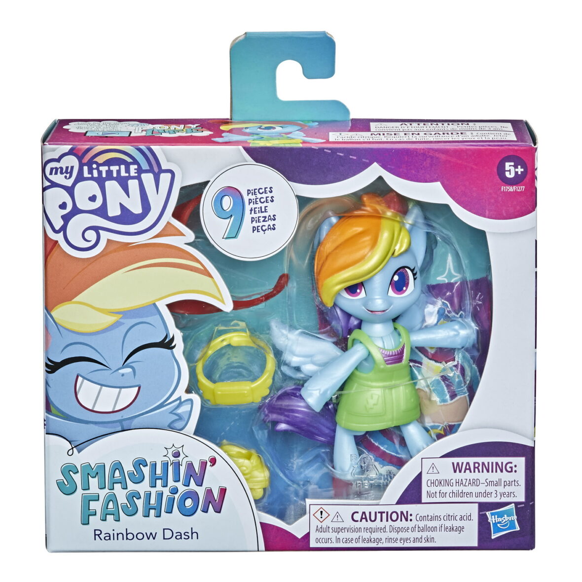 My Little Pony Smashin Fashion Rainbow Dash