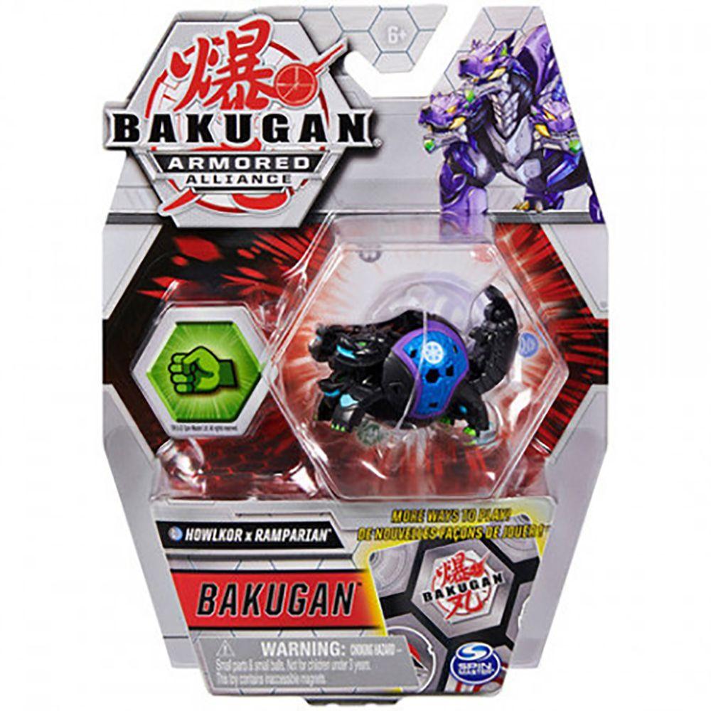 Bakugan S2 Bila Basic Howlkor Cu Card Baku-gear Ramparian