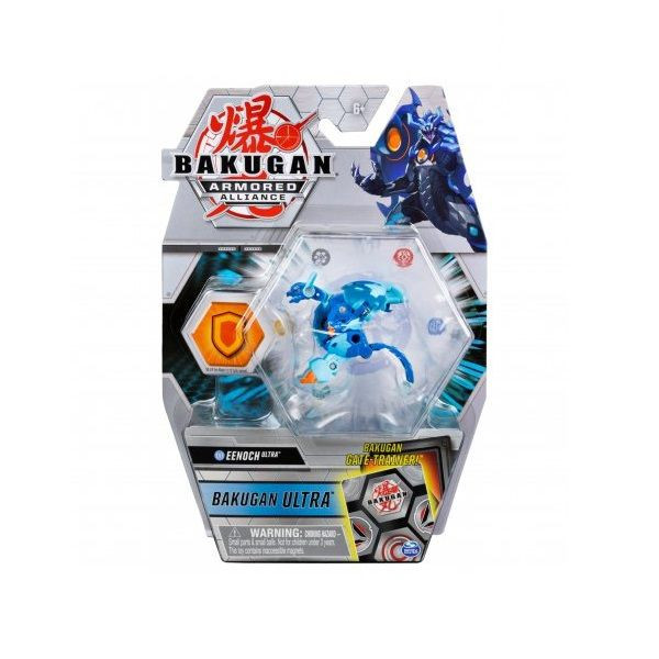 Bakugan S2 Bila Ultra Eenoch Cu Card Baku-gear