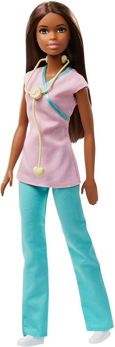 Papusa Barbie Asistenta Medicala