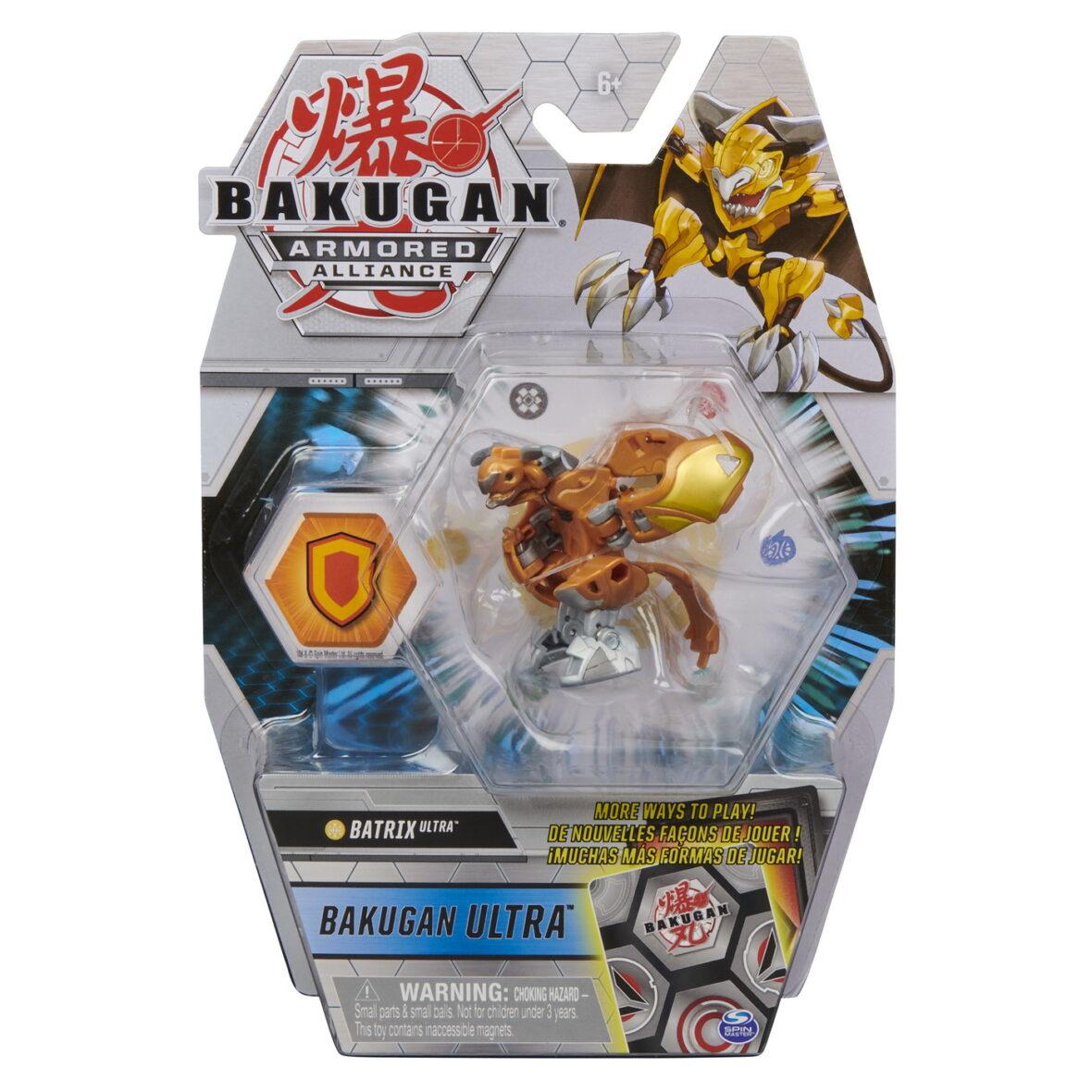 Bakugan S2 Bila Ultra Batrix Cu Card Baku-gear