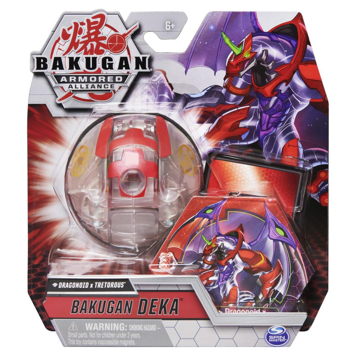 Bakugan S2 Deka Dragonoid Tretorous