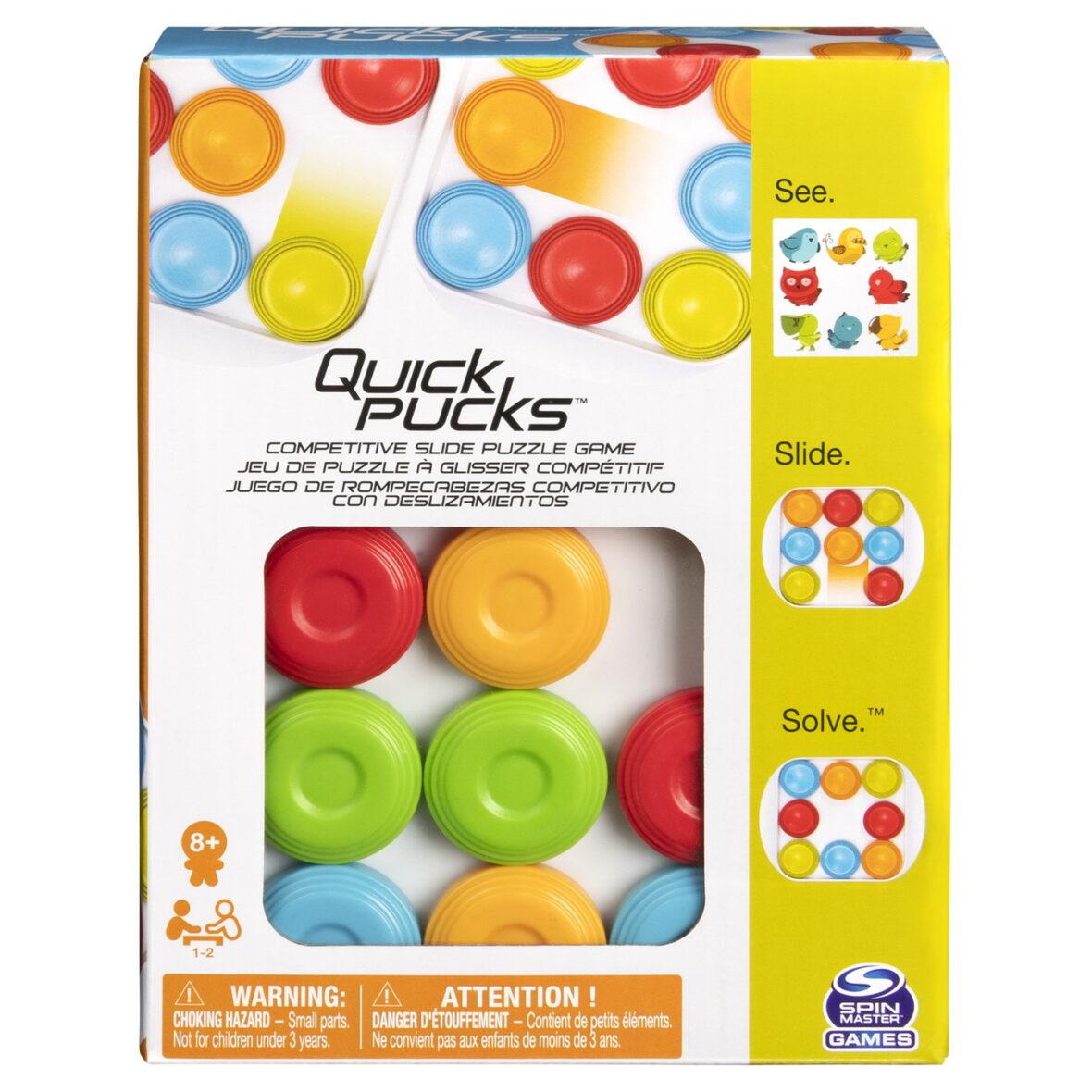 Joc Quick Pucks