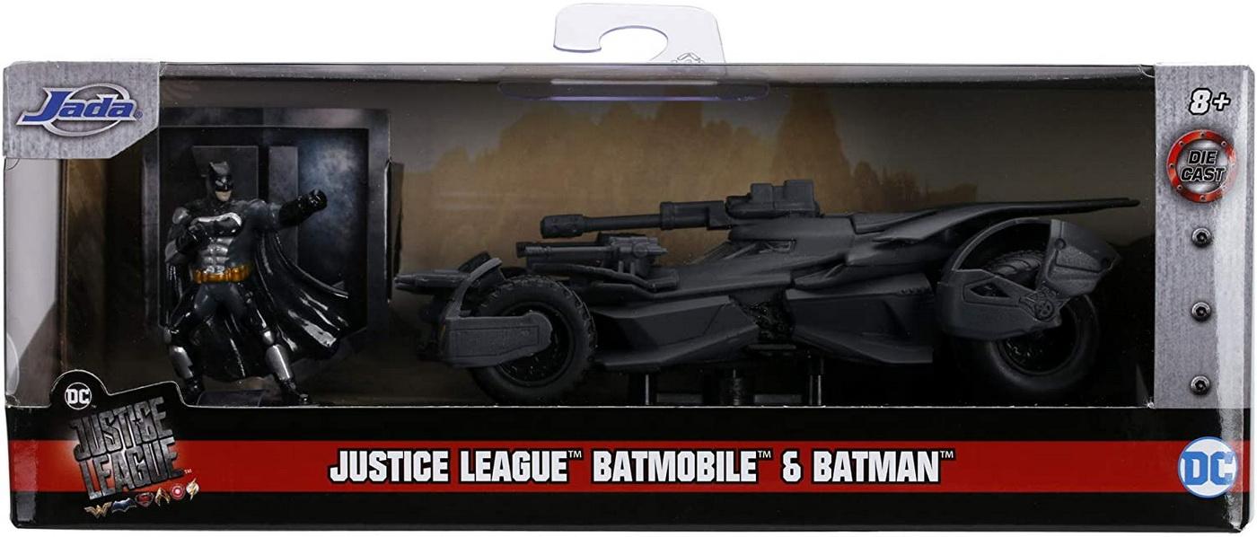 Batman Automobil Batmobile Justice League 1:32