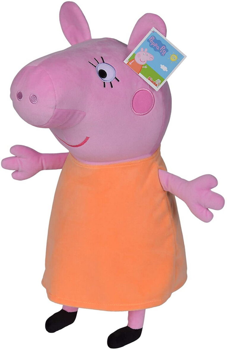 Peppa Pig Plush Mama Wutz 35cm