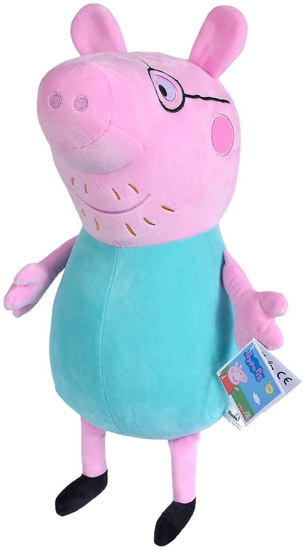 Peppa Pig Plush Tata Wutz 37cm