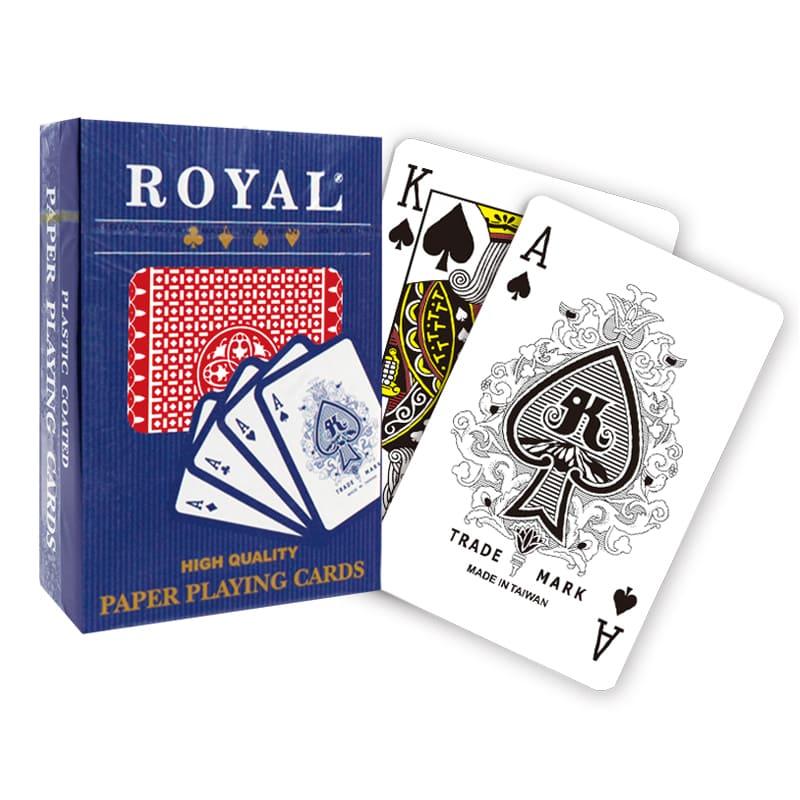 Carti De Joc Royal