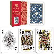 Carti De Joc Royal Din Plastic Deluxe Edition