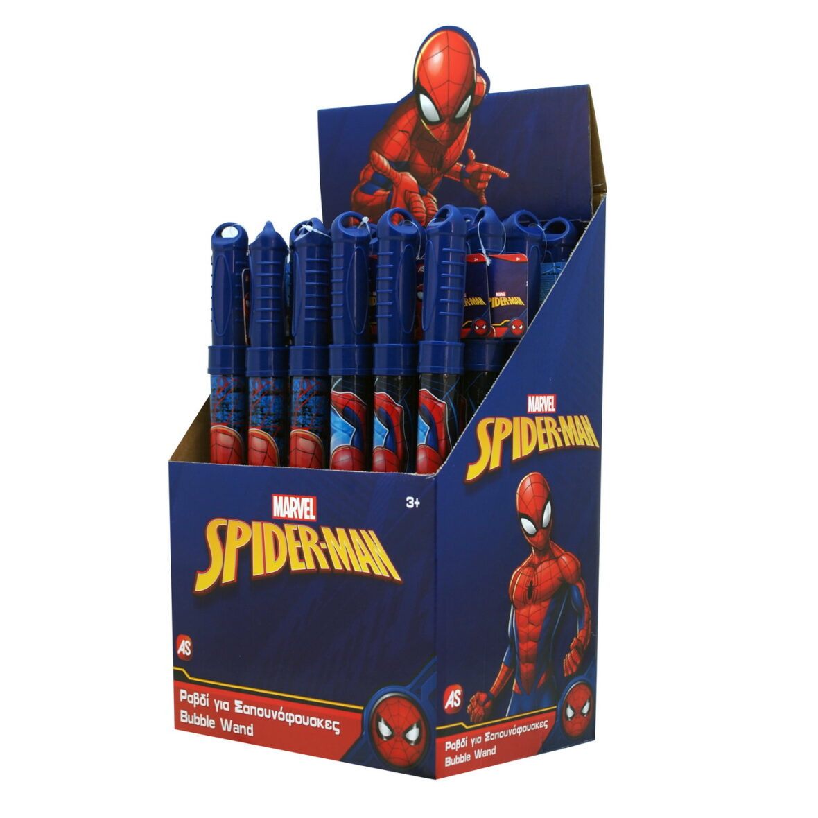 Bagheta De Baloane De Sapun Spiderman