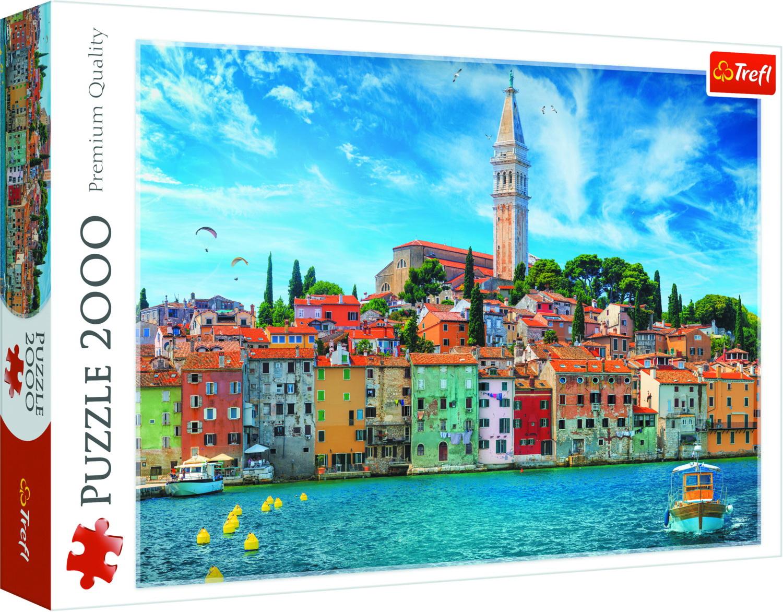Puzzle 2000 Rovinj Croatia