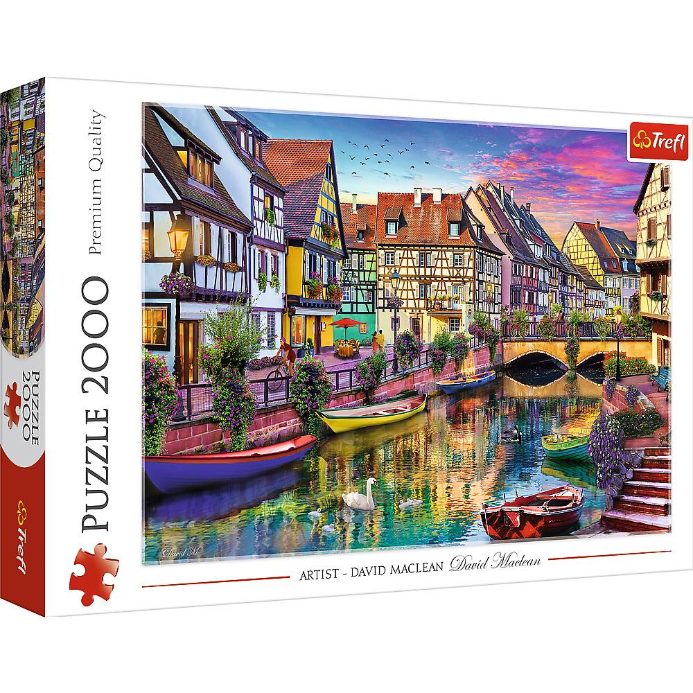 Puzzle 2000 Colmar Franta