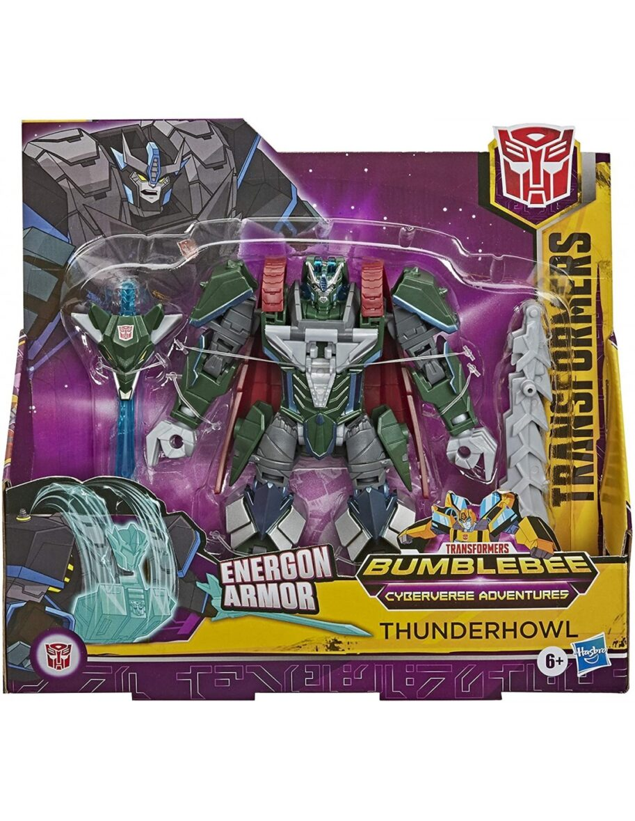 Transformers Cyberverse Ultra Thunderhowl