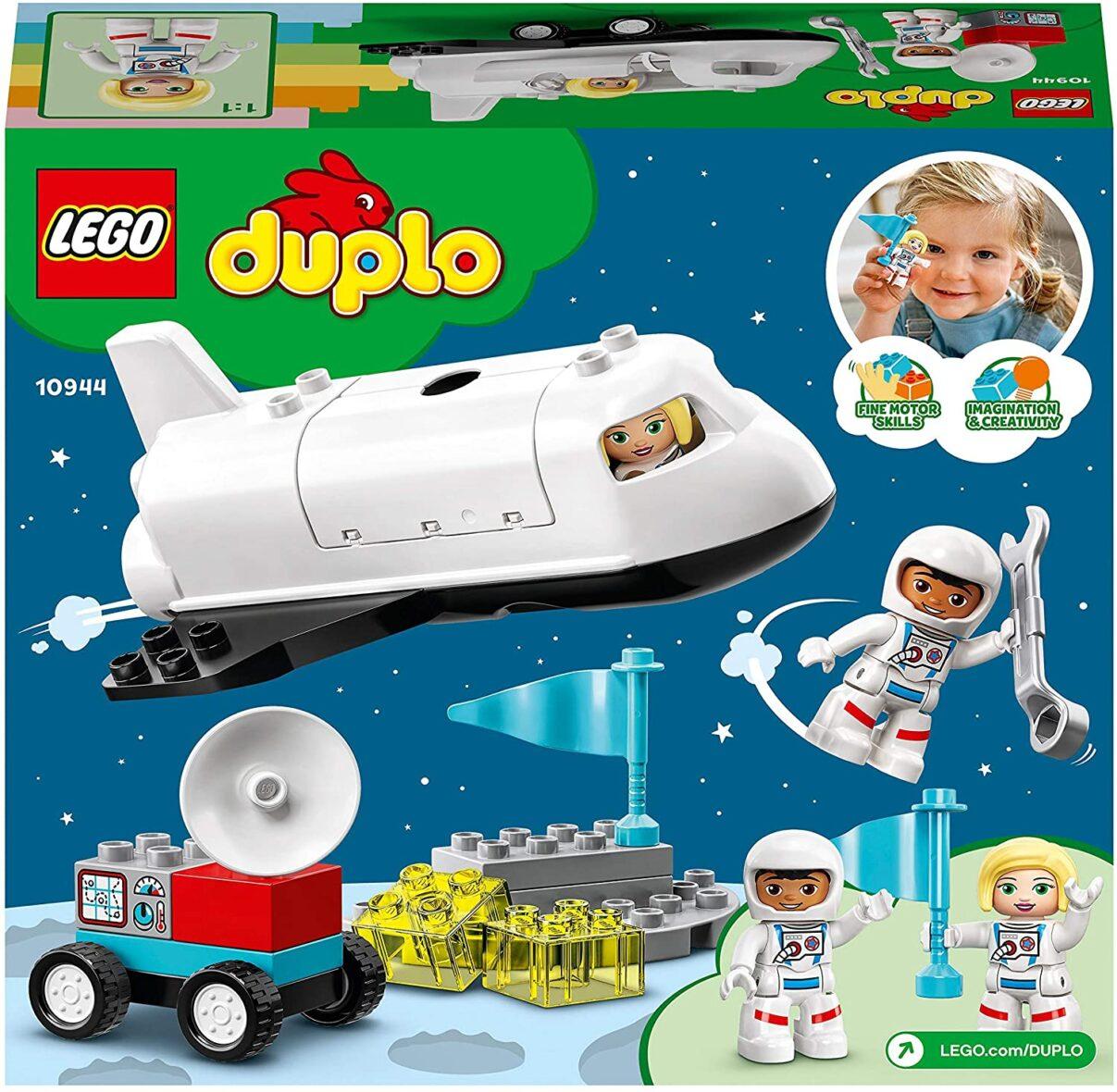 Lego Duplo  Naveta Spatiala  10944