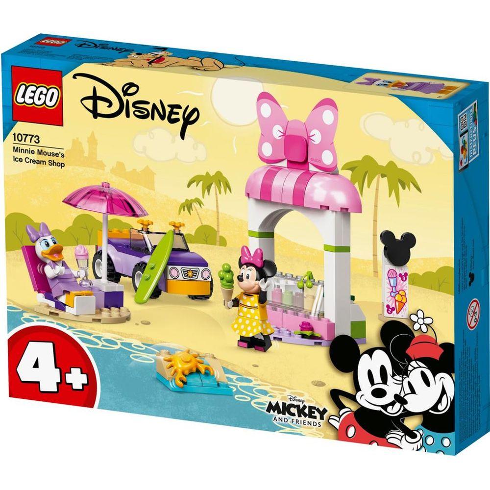 Lego Mickey And Friends Magazinul Cuinghetata Al Lui Minnie Mouse 10773