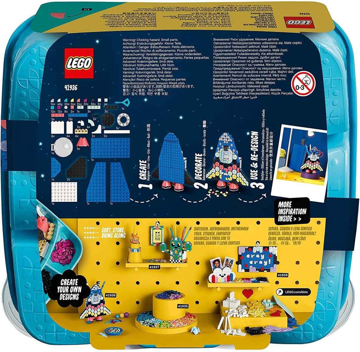Lego Dots Suport Pentru Creioane 41936