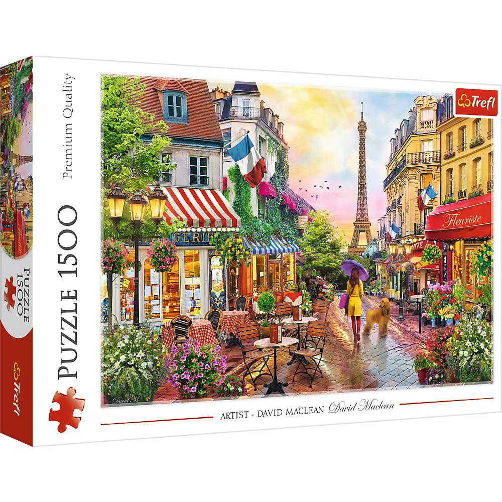 Puzzle Trefl 1500 Parisul Fermecator