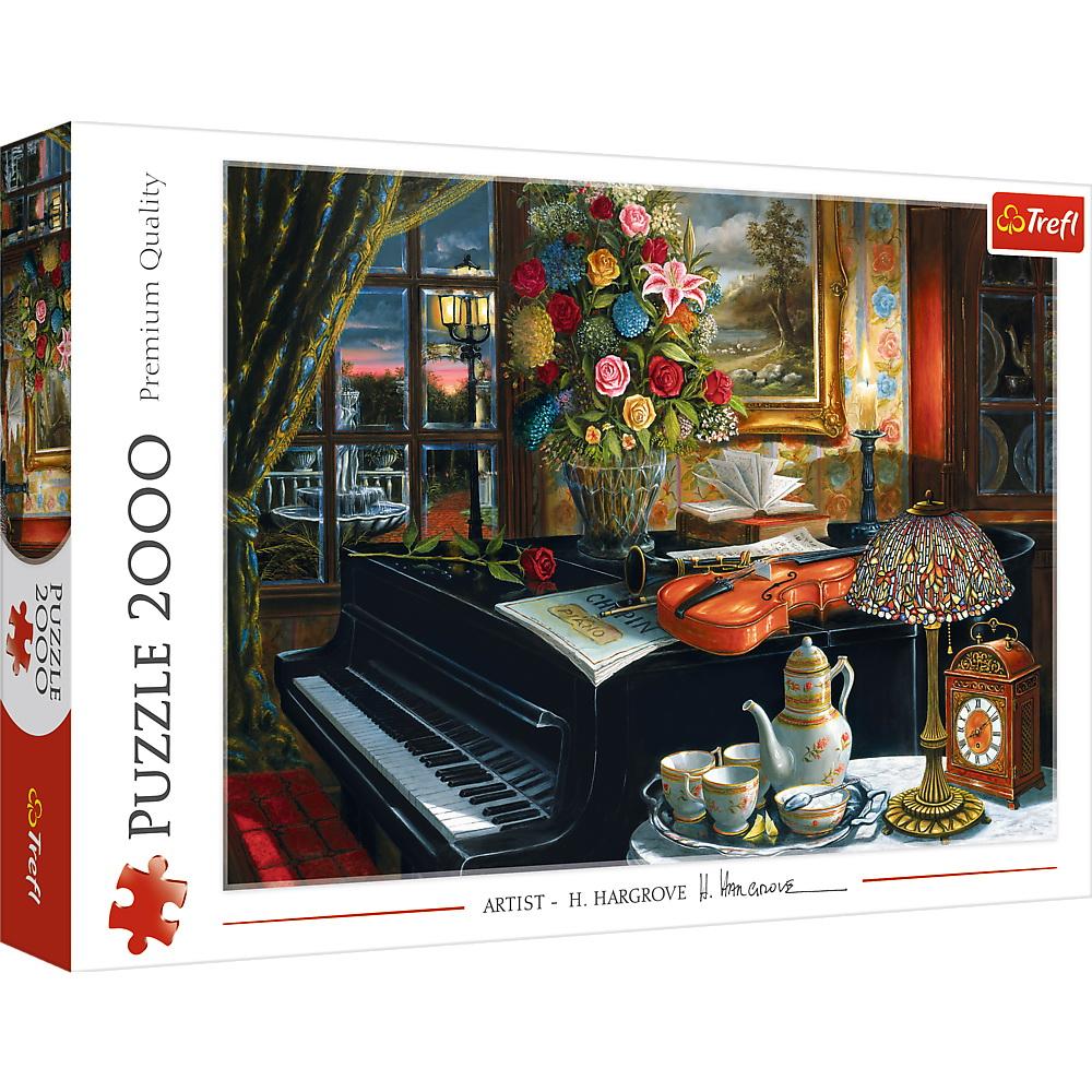 Puzzle Trefl 2000 Sunetul Muzicii