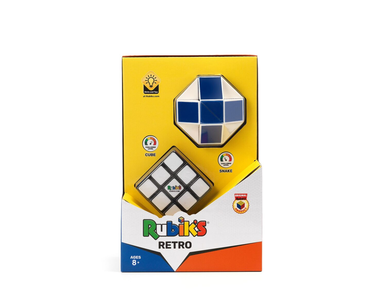 Cub Rubik Retro Set