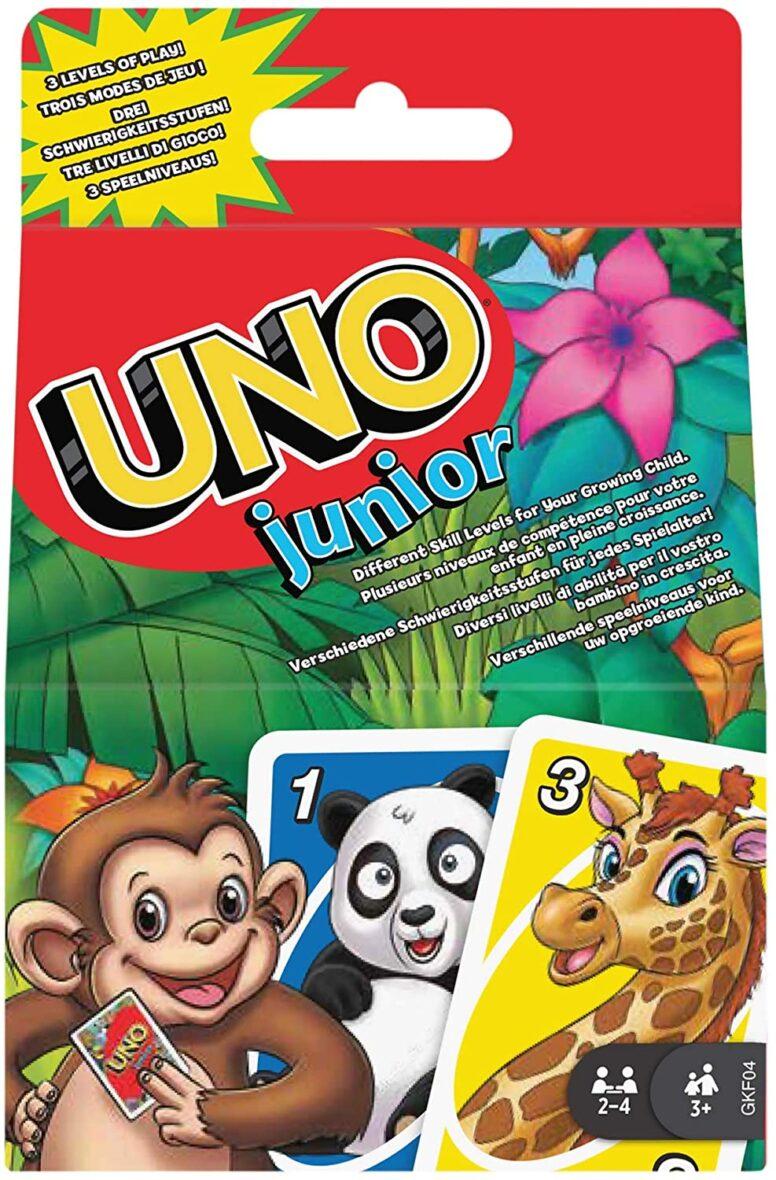 Carti De Joc Uno Junior