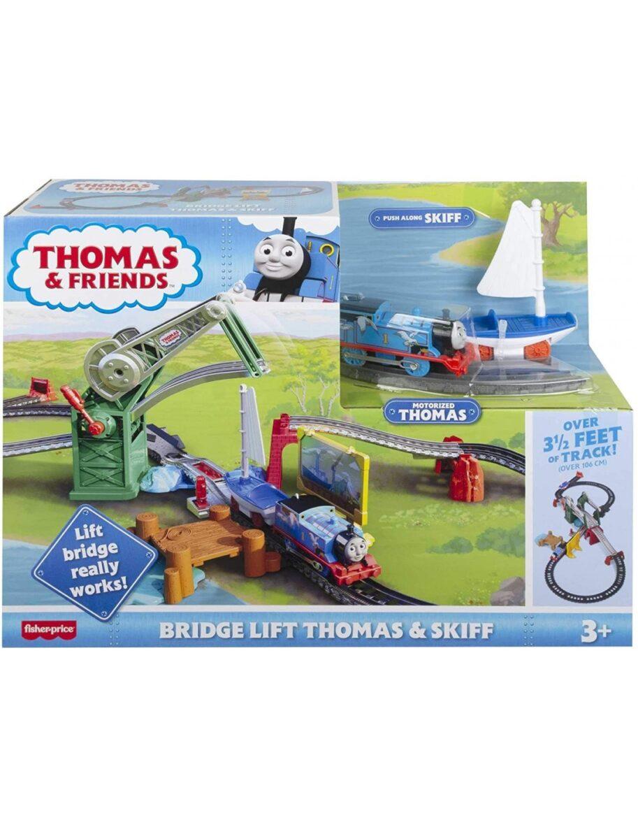 Thomas Set Motorizat Podul Mobil