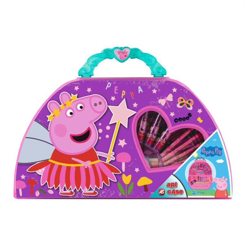 Gentuta Pentru Desen Art Case Pepppa Pig