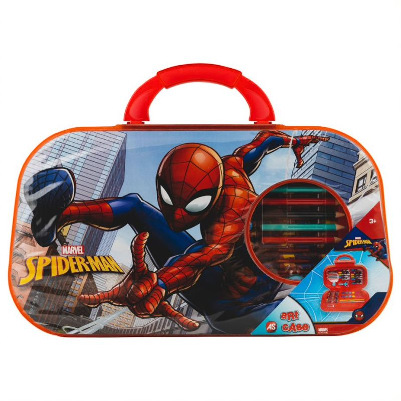 Gentuta Pentru Desen Art Case Spider Man