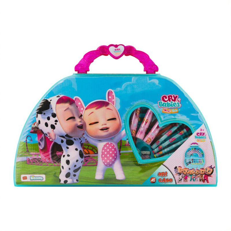 Gentuta Pentru Desen Art Case Cry Babies