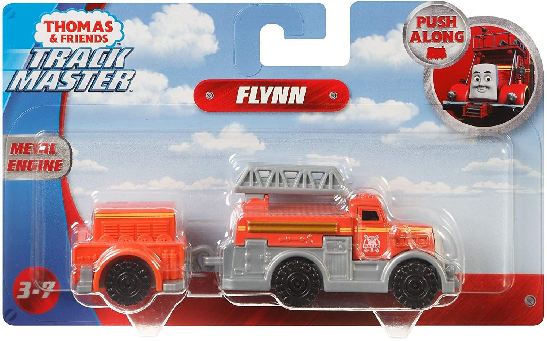 Thomas Locomotiva Cu Vagon Push Along Flynn