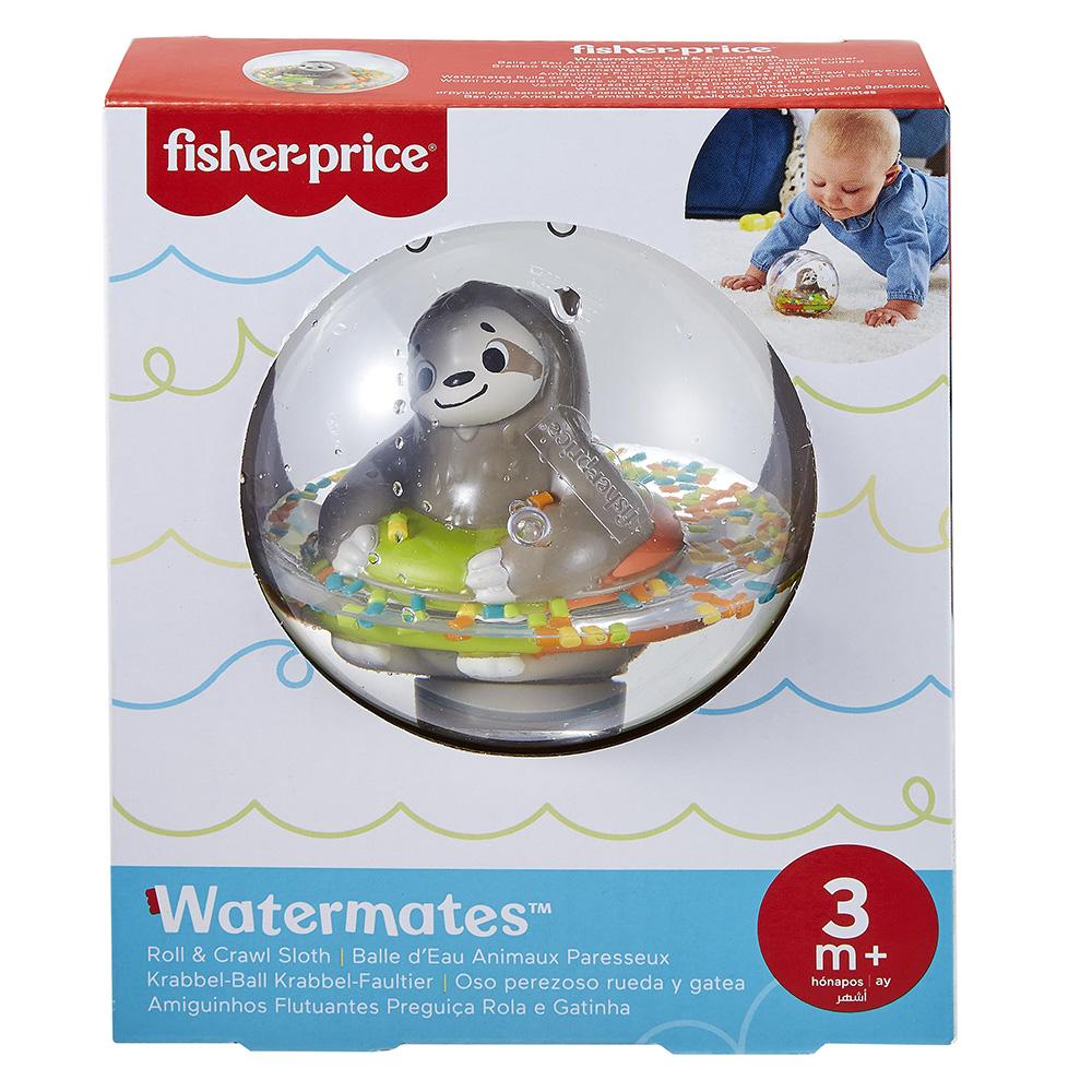 Fisher Price Glob Cu Animalute – Lenes