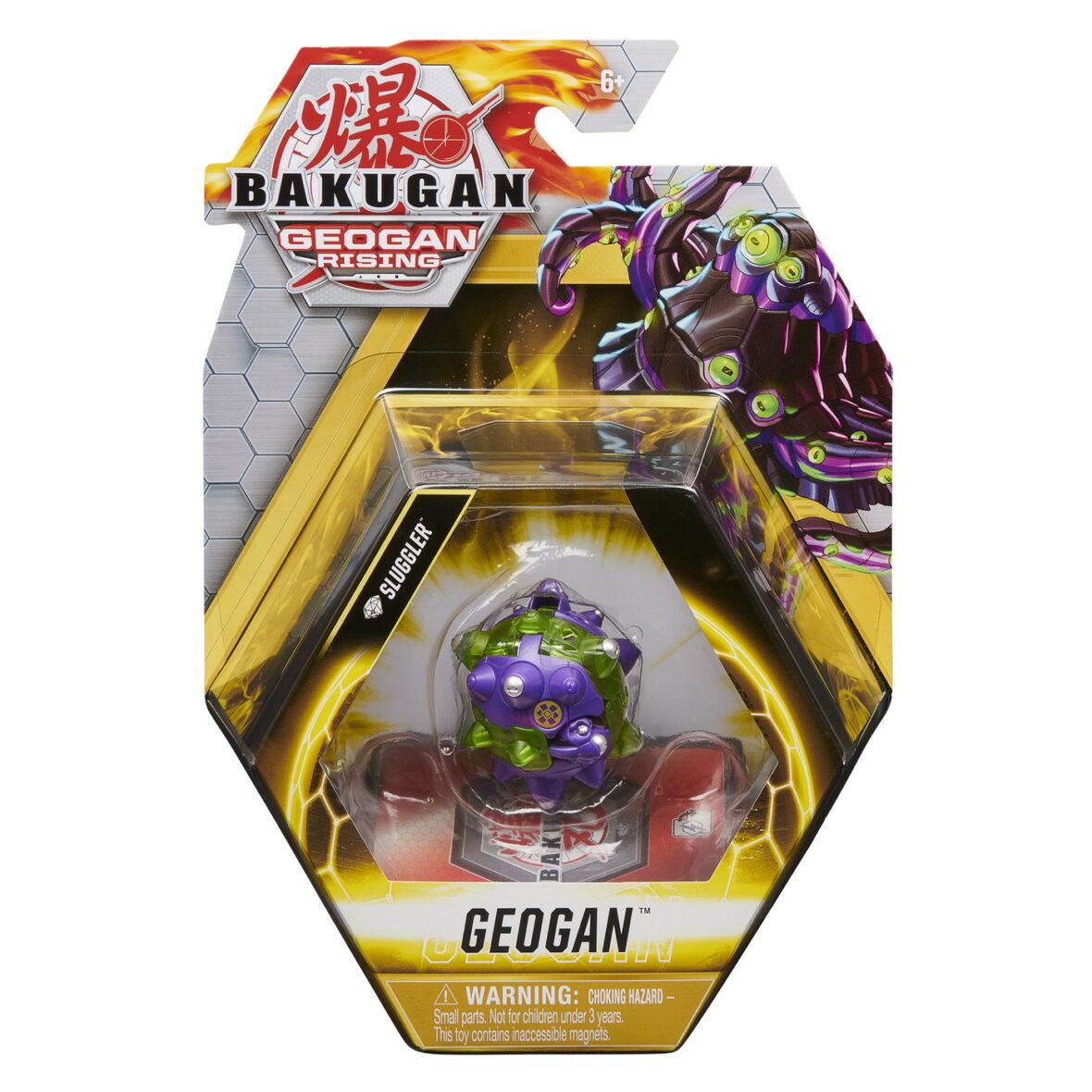 Bakugan S3 Geogan Sluggler Chase