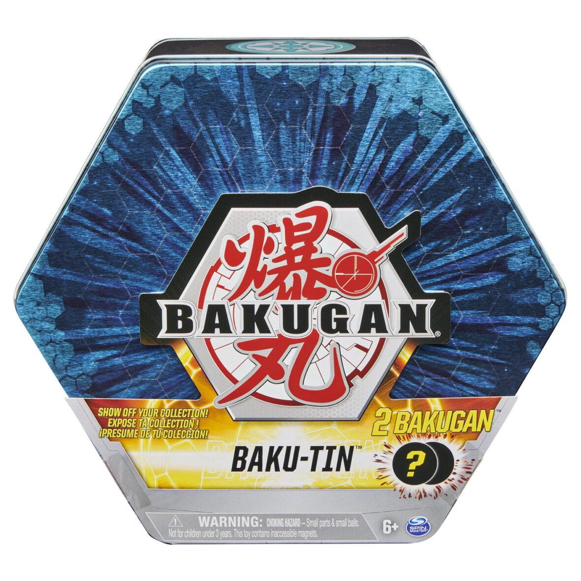 Bakugan S3 Set De Joaca Bakutin Albastru Zentaur Si Si Vicerox