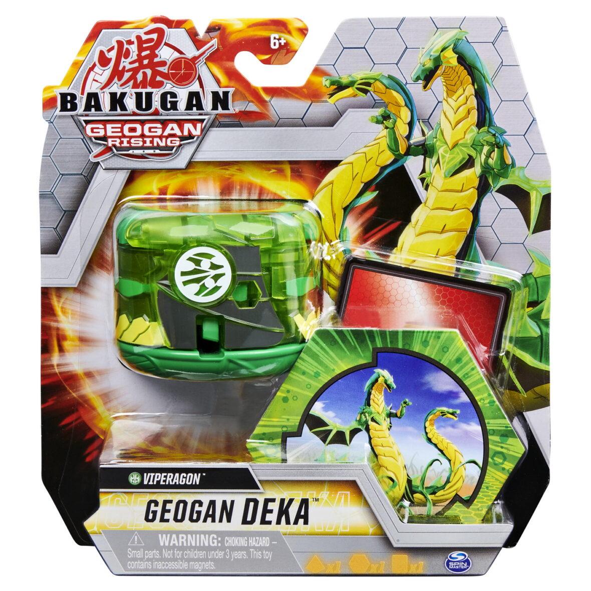 Bakugan S3 Geogan Deka Viperagon