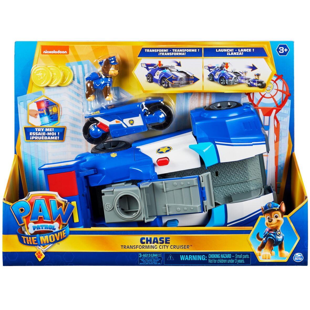 Patrula Catelusilor Vehicul Chase