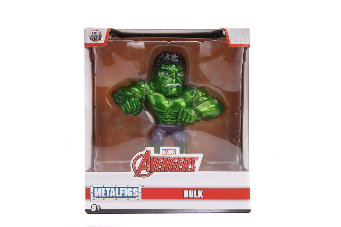 Marvel Figurina Metalica Hulk 10cm