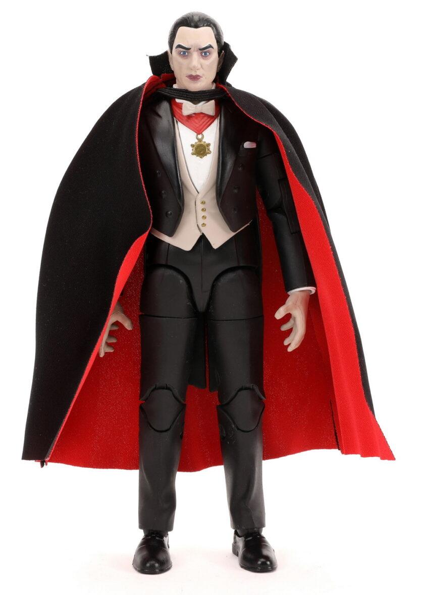 Figurina Metalica Articulata Dracula 15cm